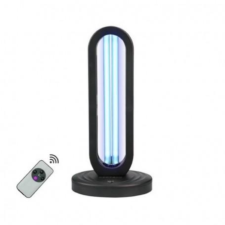 Luz Ultravioleta com Ozônio para desinfecção