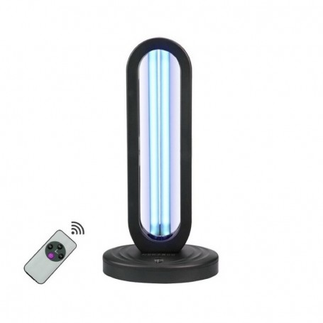 Ultraviolet light with Ozone for disinfection