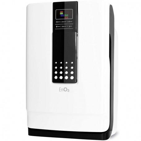 Purificador de ar com filtro HEPA + 6 etapas de filtragem