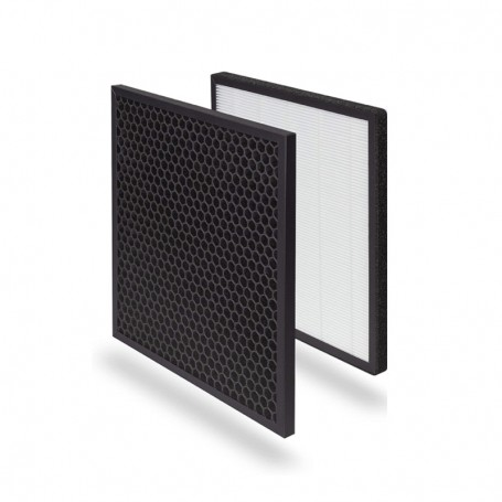 Replacement Filters - Air purifier with HEPA filter + 6 filtering stages