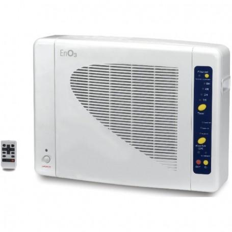 Generador de Ozono con filtro HEPA y mando a distancia