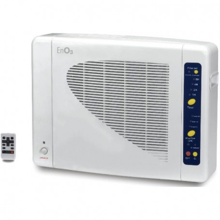 Ozone purifier with HEPA filter