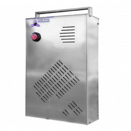 Gerador de Ozônio Profissional - Portátil Inox de 2000 mg/h