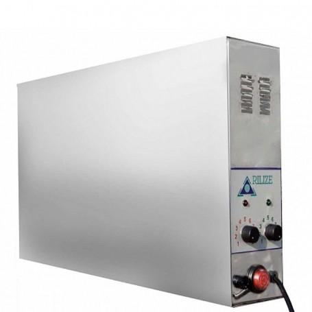 Gerador de Ozônio Profissional - Portátil Inox de 4000 mg/h