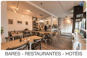 BARES - RESTAURANTES - HOTÉIS