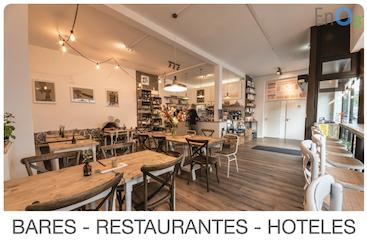 BARES - RESTAURANTES - HOTELES