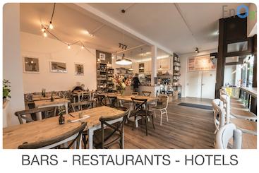 BARS - RESTAURANTS - HOTELS