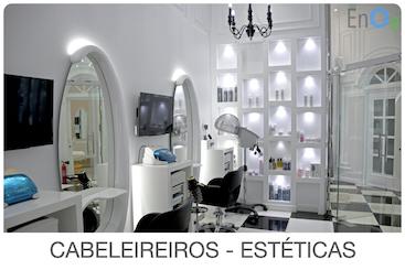 CABELEIREIROS - ESTETICAS