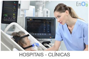 HOSPITAIS - CLÍNICAS