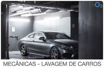 MECÂNICAS - LAVAGEM DE CARROS