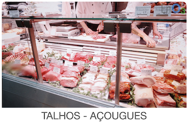 TALHOS - AÇOUGUES